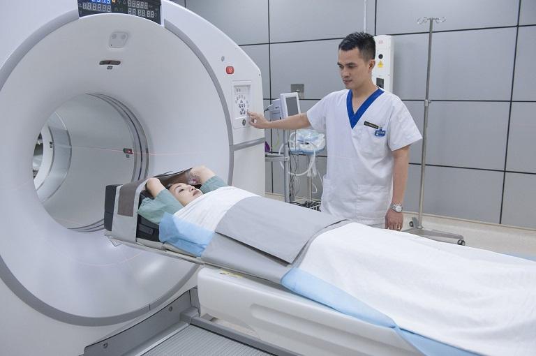 Chụp CT chẩn đoán bệnh