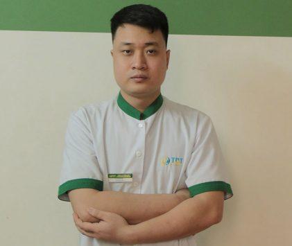 Kỹ thuật viên Vũ Minh Hiếu