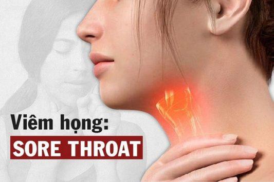 Viêm họng là gì? Các dạng viêm họng và phương pháp điều trị dứt điểm nhờ vật lý trị liệu