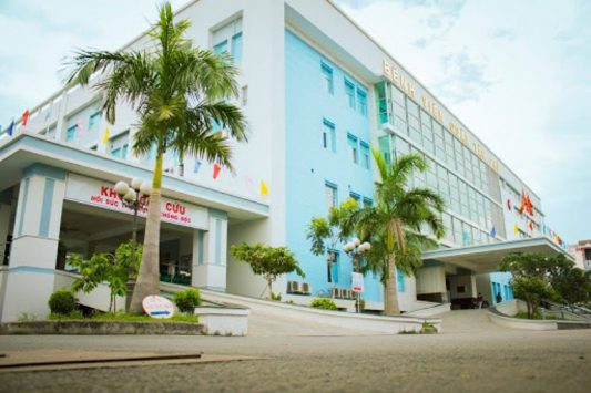 Bệnh viện Tân Phú - Cơ sở châm cứu bấm huyệt uy tín