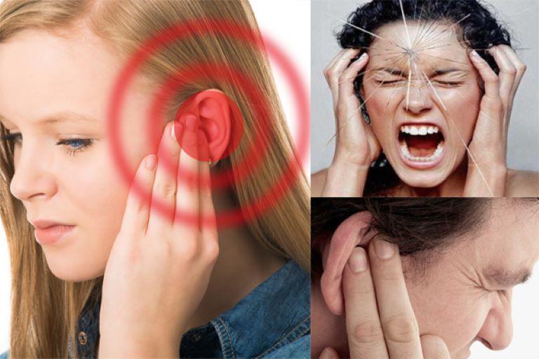 Xoa bóp bấm huyệt có thể điều trị hiệu quả các trường hợp ù tai không do tổn thương thực thể