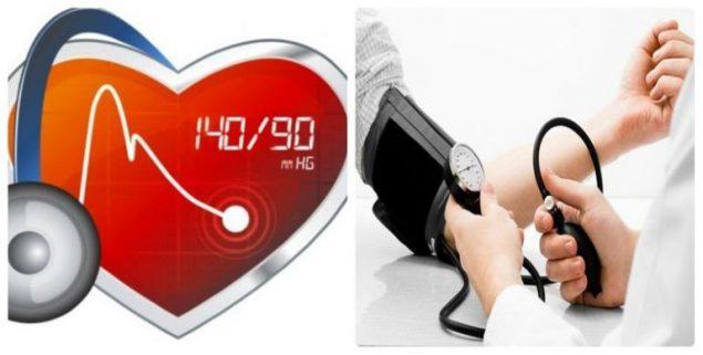Chỉ số huyết áp ở mức từ 140/90 mmHg trở lên được xác định là huyết áp cao