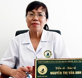 Tiến sĩ, Bác sĩ CKII Nguyễn Thị Vân Anh cùng hành trình hơn 30 năm cống hiến cho YHCT