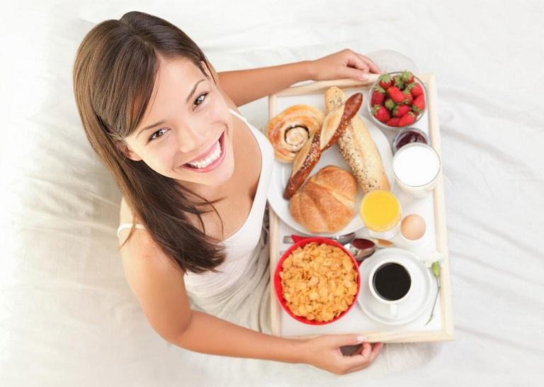 Ăn uống đủ bữa, khoa học để tăng cân hiệu quả