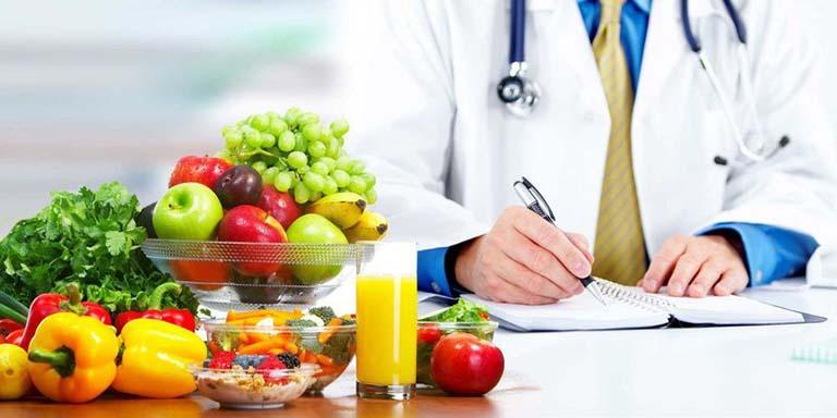 Xây dựng chế độ dinh dưỡng hợp lý sẽ giúp người bệnh có hiệu quả điều trị tốt hơn