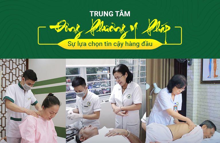 Đông phương Y pháp luôn mang đến dịch vụ hoàn hảo nhất cho bệnh nhân