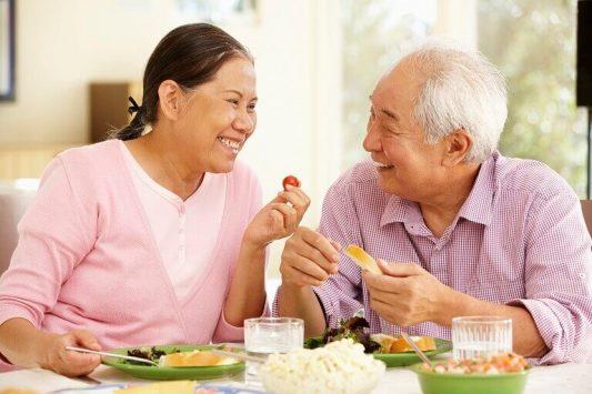 Chế độ ăn uống khoa học giúp phục hồi hiệu quả