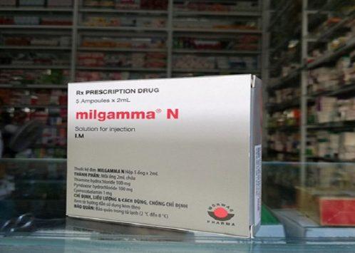 Dùng Milgamma đúng cách giúp cải thiện tình trạng bệnh