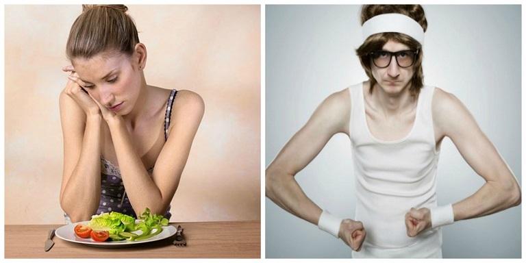 Không tăng cân có thể gây ra nhiều biến chứng nguy hiểm