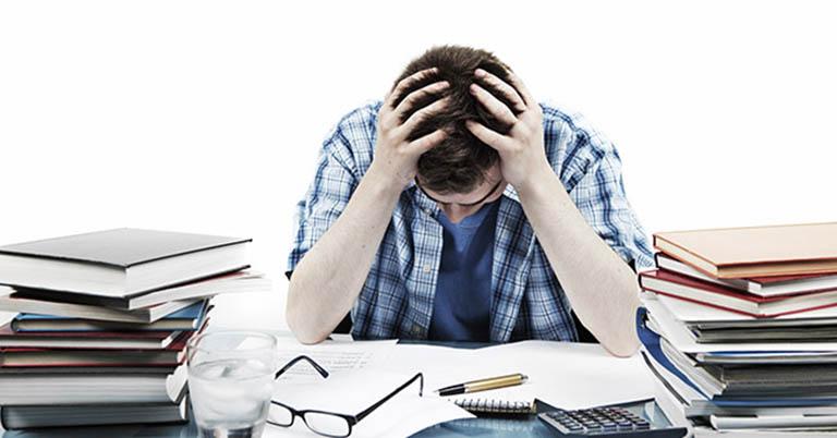Những người có cường độ áp lực công việc cao thường dễ bị suy nhược thần kinh