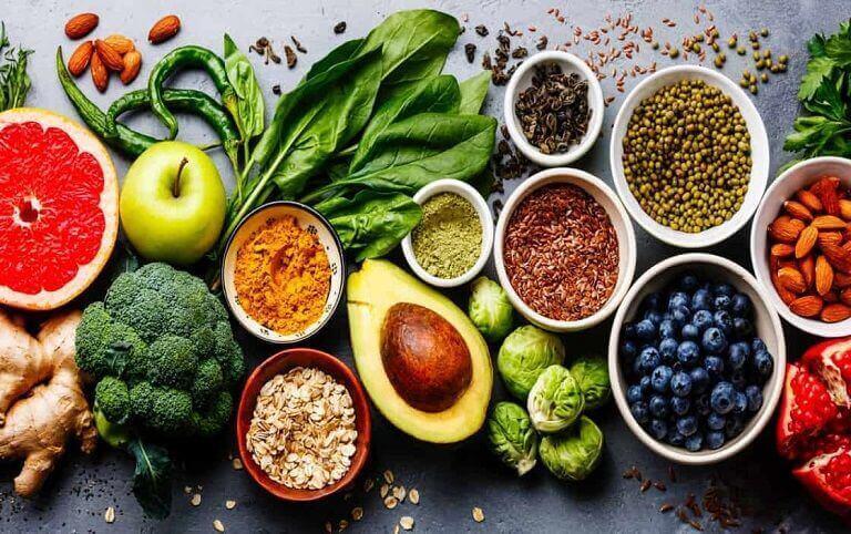 Chế độ ăn quyết định phần lớn cải thiện bệnh