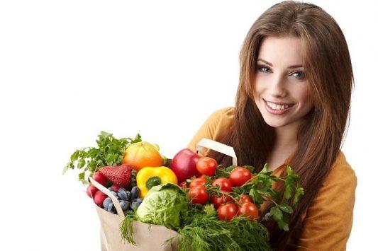 Chế độ ăn uống quyết định phần lớn việc tăng cân