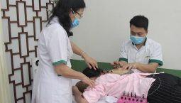 Quy trình trị liệu tại Trung tâm luôn đảm bảo chuyên nghiệp, an toàn cho người bệnh