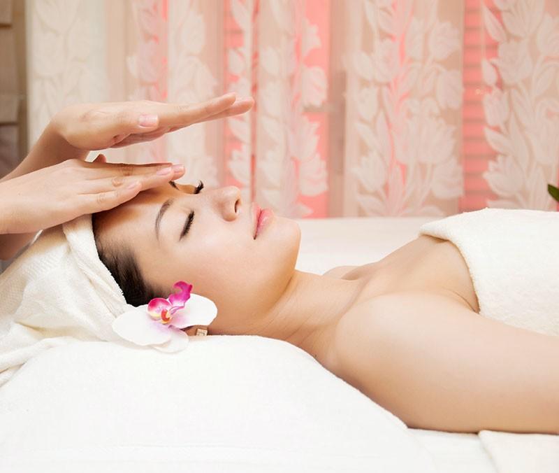 Tác dụng của phương pháp bấm huyệt giảm béo mặt.