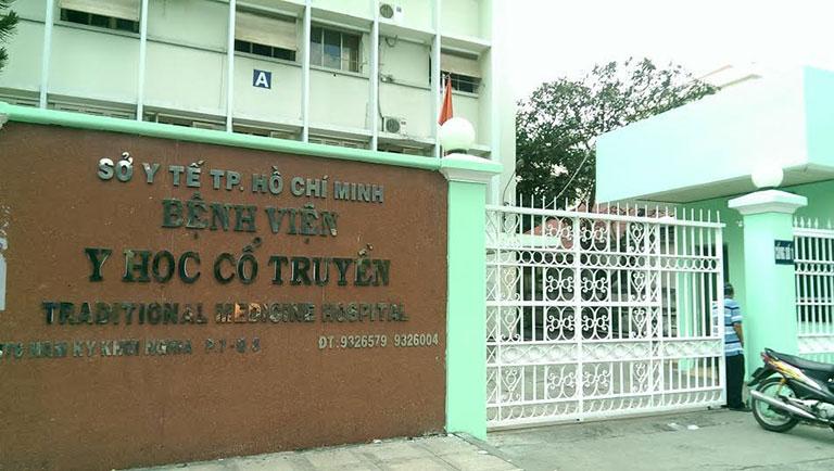 Bệnh viện Y học cổ truyền TP Hồ Chí Minh