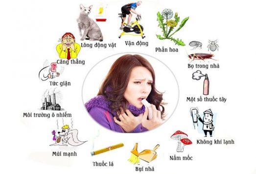 Những nguyên nhân phổ biến nhất gây bệnh
