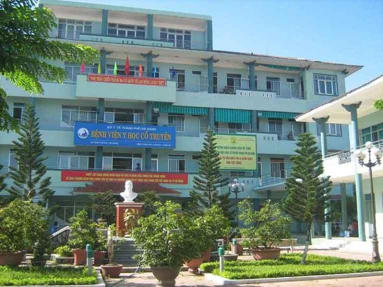 Bệnh viện Y học cổ truyền Đà Nẵng là một trong những bệnh viện lớn tại thành phố Đà Nẵng