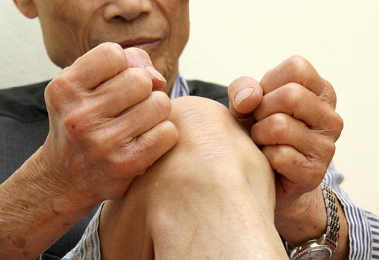 Thoái hóa, đau nhức xương khớp ảnh hưởng không nhỏ đến cuộc sống người cao tuổi