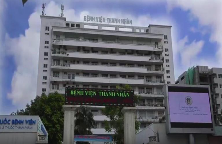 Khoa Y học cổ truyền bệnh viện Thanh Nhàn