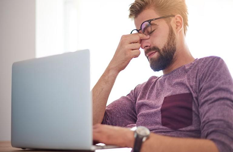 Căng thẳng mệt mỏi kéo dài gây ra nhiều hệ lụy nguy hiểm