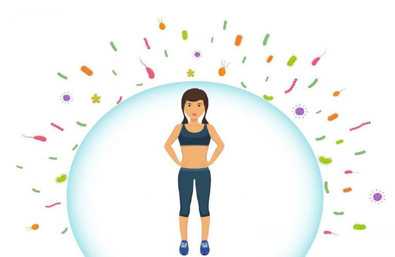 Huyệt đản trung hỗ trợ tăng cường hệ miễn dịch cho cơ thể