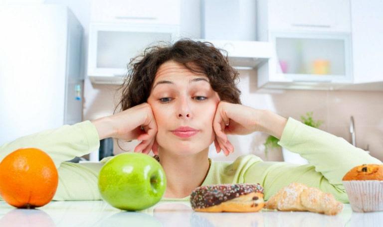 Hãy chú ý cân nhắc khi ăn uống