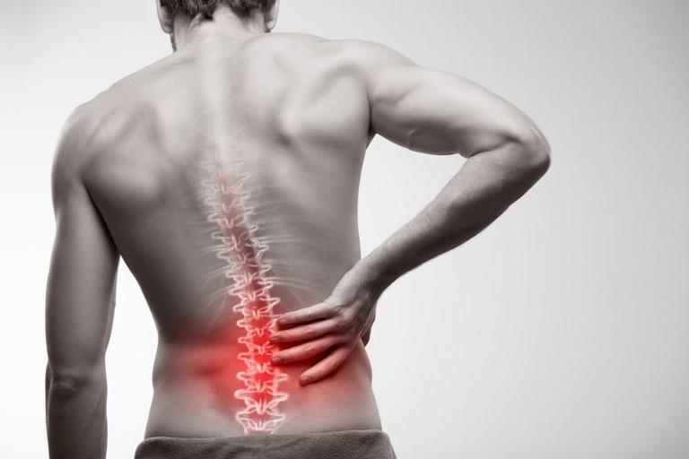 Những công dụng khi thủy châm chữa đau lưng