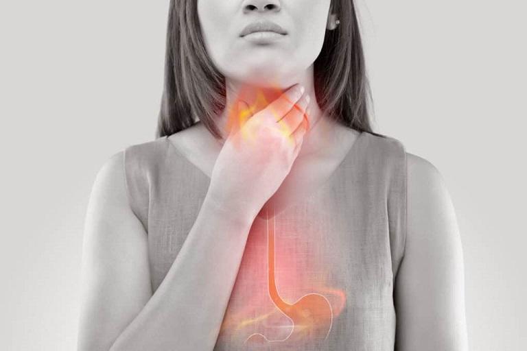 Trào ngược dạ dày là căn bệnh thường gặp nhất hiện nay