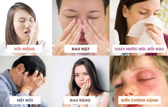 Những dấu hiệu cảnh báo bệnh không thể bỏ qua