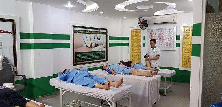 Trung tâm với chất lượng dịch vụ hàng đầu, nhiều bệnh nhân đánh giá cao