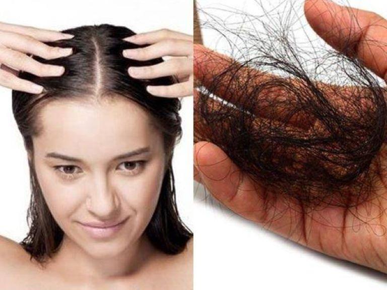 Bấm huyệt giúp thúc đẩy tuần hoàn máu, tăng cường vận chuyển dinh dưỡng nuôi da đầu và nang tóc.
