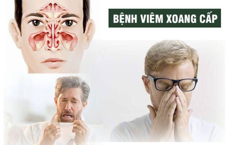 Thời gian điều trị phụ thuộc vào tình trạng của người bệnh.