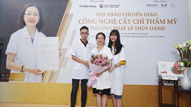 Trung tâm tại Hà Nội là địa chỉ quen thuộc của nhiều bệnh nhân