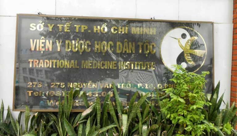 Viện Y dược học Dân tộc TP. Hồ Chí Minh là địa chỉ tin cậy cho người bệnh