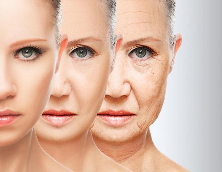 Da lão hóa là vấn đề rất hay gặp phải, nhất là do tuổi tác