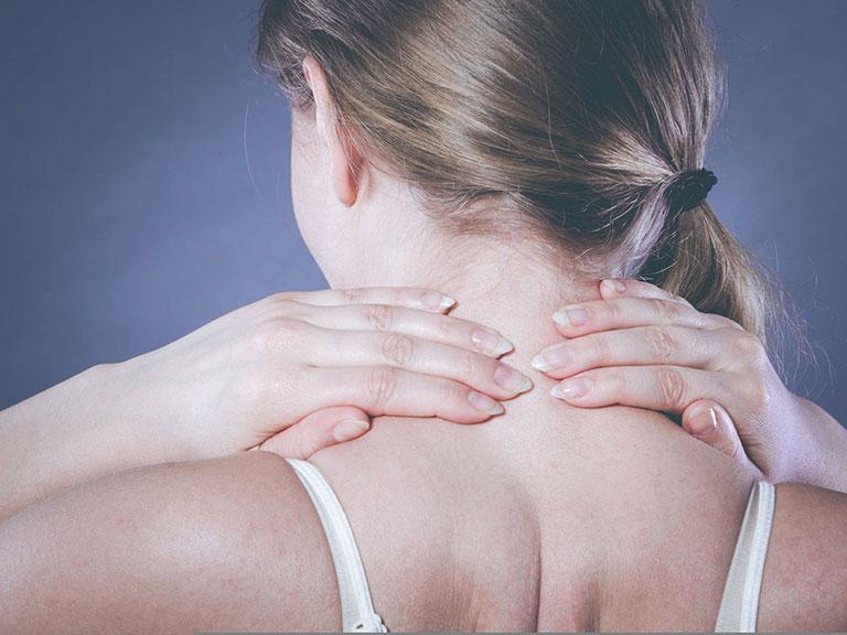 Các huyệt đạo khi châm cứu đau vai gáy