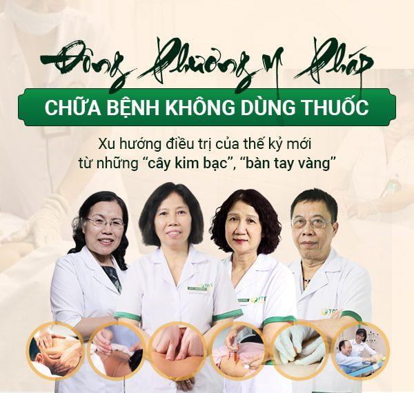 Đông phương Y pháp quy tụ đội ngũ y bác sĩ tay nghề cao, có tầm - có tâm