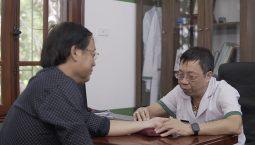 Diễn viên Phú Thăng đã chấm dứt hoàn toàn cơn đau nhức, tê bì do thoát vị đĩa đệm gây nên sau khi cấy chỉ chữa xương khớp.