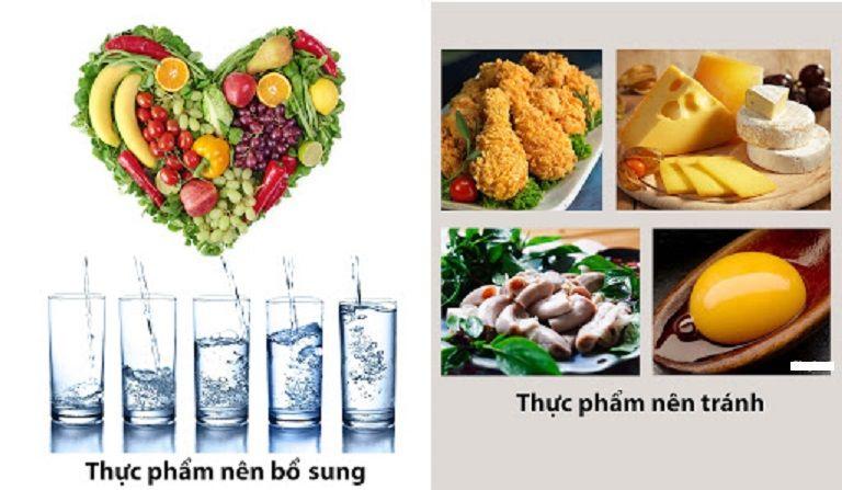 Lựa chọn thực phẩm an toàn là cách tốt nhất để phòng tránh bệnh