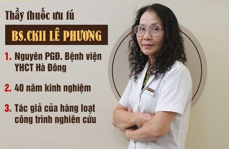 Thông tin bác sĩ Lê Phương