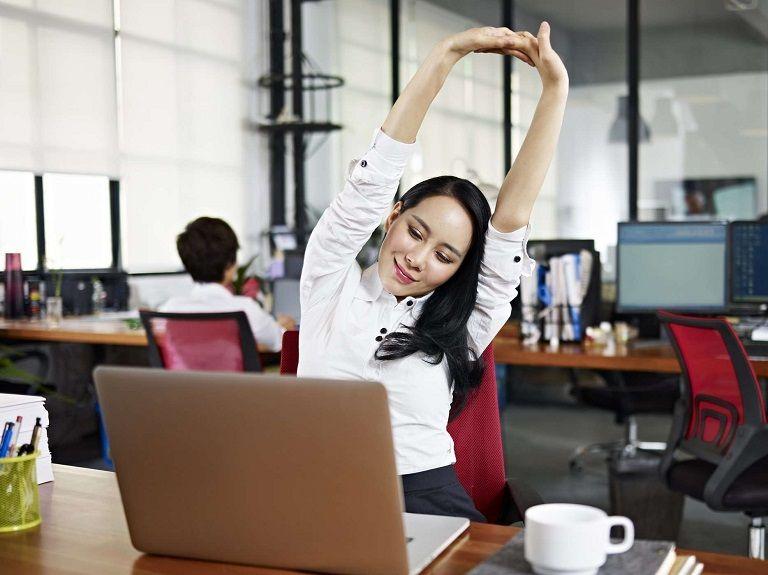 Dành thời gian thư giãn là cách tốt nhất để loại bỏ căng thẳng