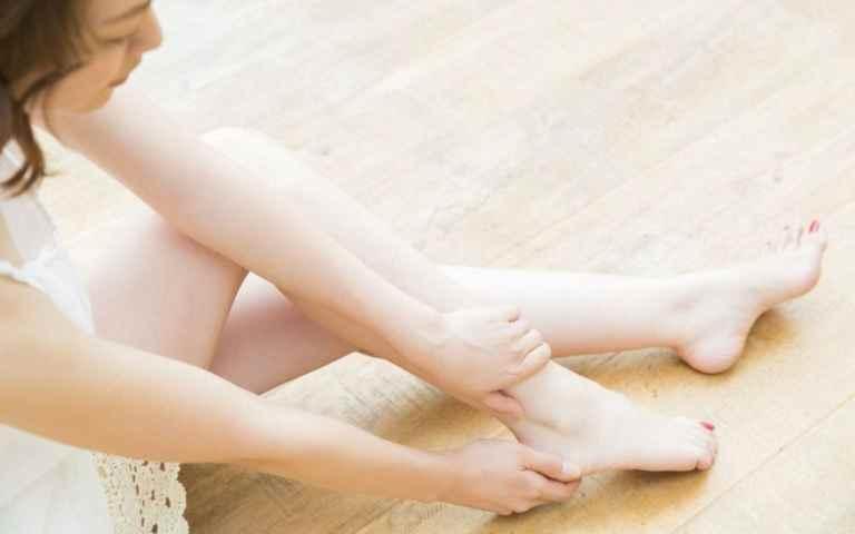 Các huyệt quan trọng dùng để châm cứu chân