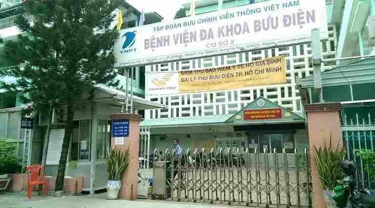 Châm cứu bấm huyệt tại quận 2 - Bệnh viện Đa Khoa Bưu Điện