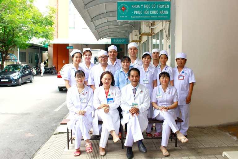 Khoa YHCT - Phục hồi chức năng - Bệnh viện quận 7