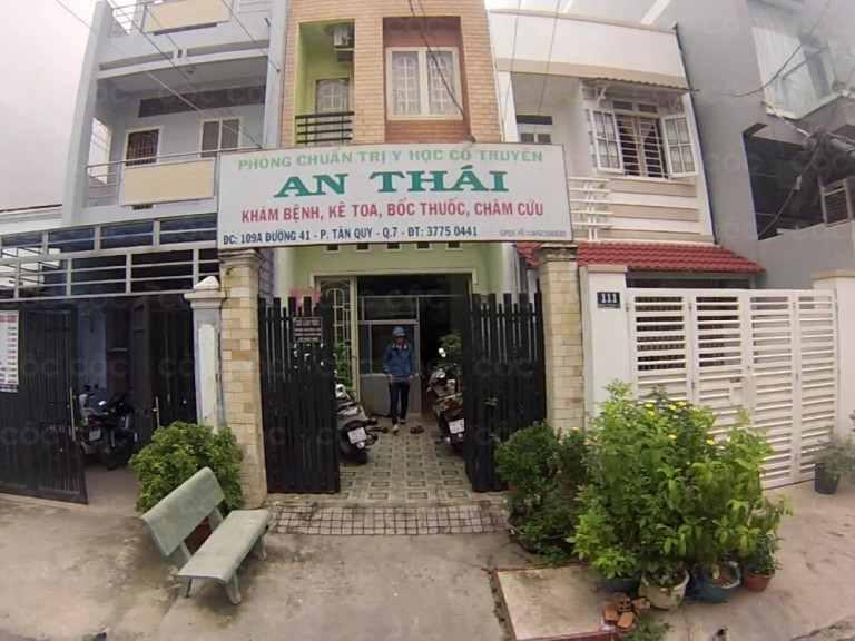Phòng chẩn trị YHCT An Thái quận 7