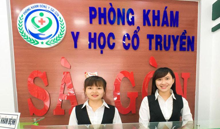 Châm cứu bấm huyệt ở Gò Vấp với Phòng khám YHCT Sài Gòn