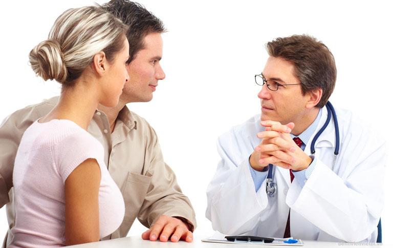 Nhận biết dấu hiệu đến thăm khám bác sĩ và điều trị đúng cách
