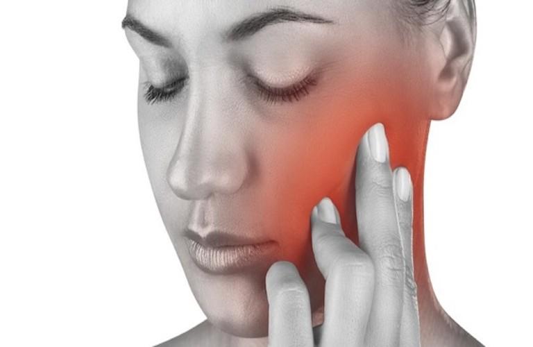 Chữa viêm khớp hàm dưới