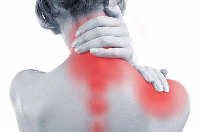 Tác động vào huyệt đạo này giúp trị nhiều bệnh liên quan đến vai gáy