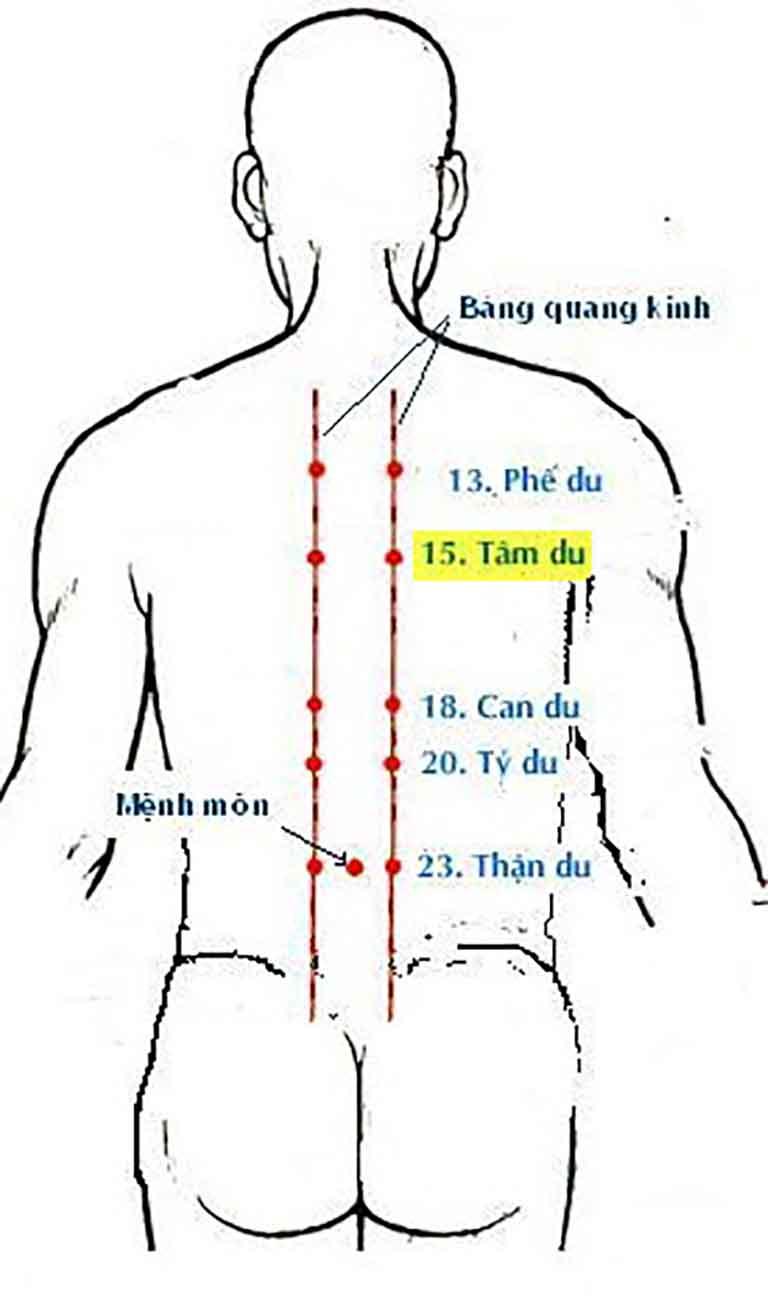 Phối huyệt trị bệnh là một liệu pháp điều trị phổ biến
